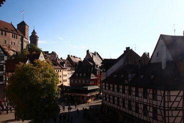 Blogger-Wochenende in Nürnberg – unsere Top Sehenswürdigkeiten