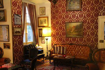 Kaffee im Schloss Petershagen – Nostalgie und britischer Flair im Schlosshotel