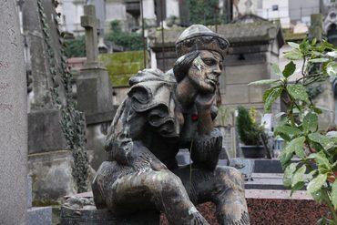 Schönste Friedhöfe von Paris – Cimetière de Montmartre