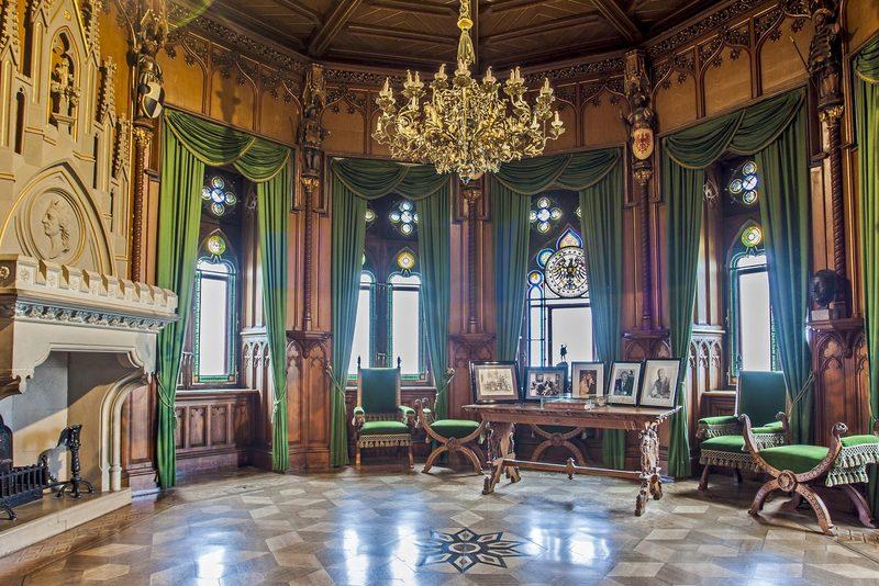 Farben der Hohenzollern, Burg Hohenzollern