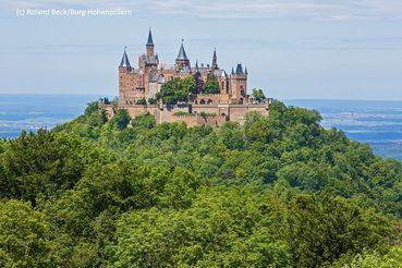 Prunk und Glamour der Burg Hohenzollern