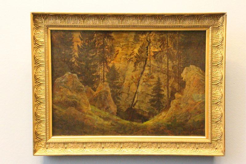 Caspar David Friedrich in der Kunsthalle Bremen, Romantiker in der Kunsthalle Bremen