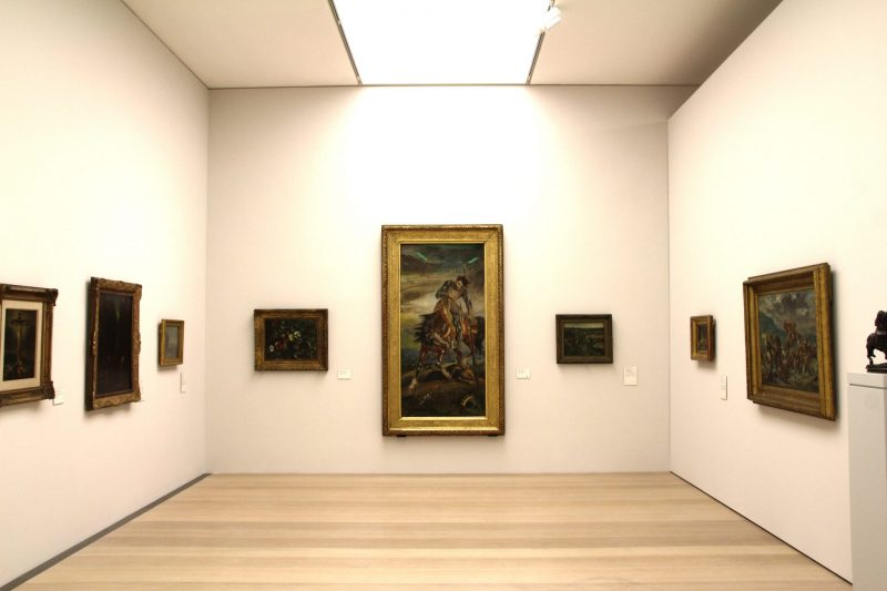 Eugène Delacroix in der Kunsthalle Bremen