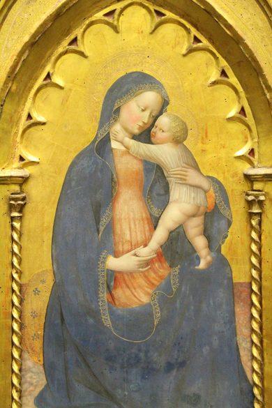 Künstler aus Sienna, Uffizien, Kunsthalle Bremen