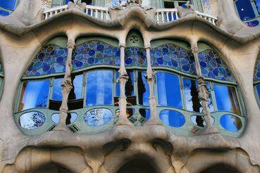 Barcelona auf den Spuren von Antoni Gaudi