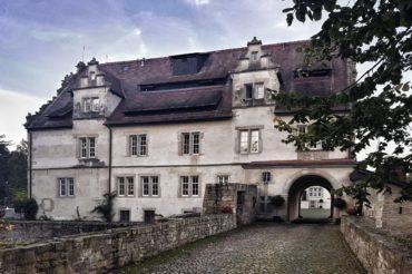 Schloss Schwöbber – heute Schlosshotel Münchhausen
