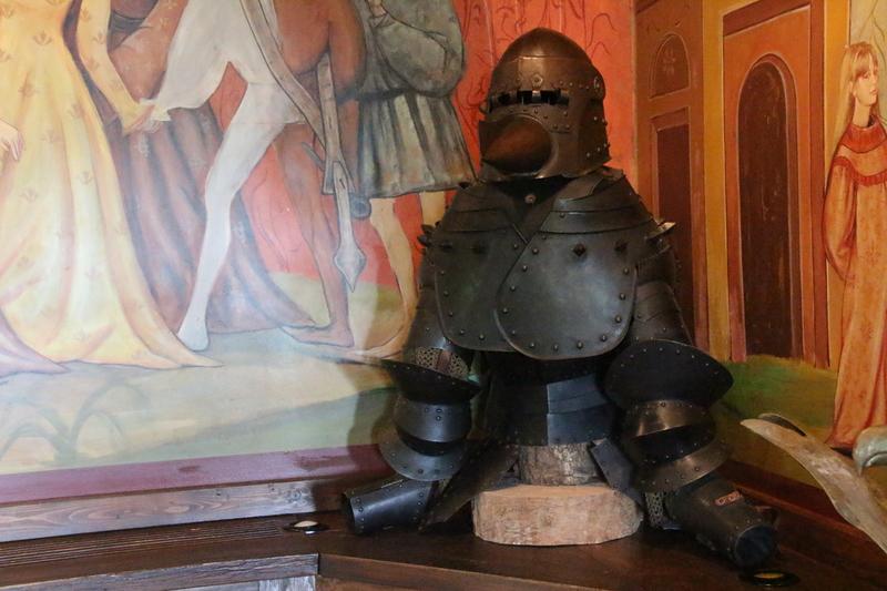 Ehrenburg, Burghotel an der Mosel, Burgrestaurant, Ritteressen an der Mosel, Mittelalterspektakel an der Mosel