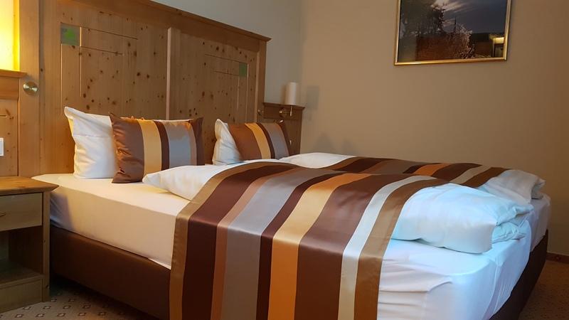 Zimmer im Flair Kurpark-Hotel Ilsenburg, Hotel im Harz