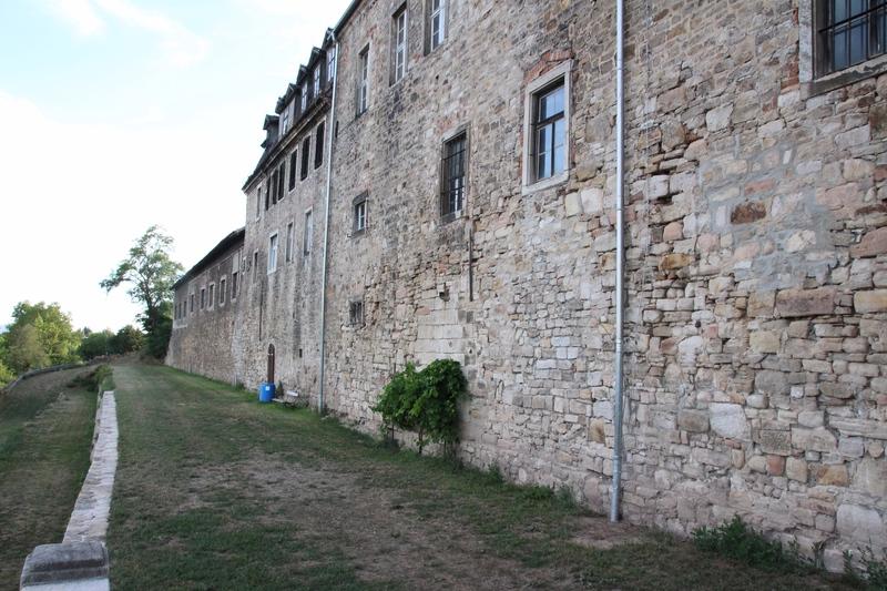 Schloss Burgwerben, Gutshof, Wirbinaburg, Schlösser Sachsen-Anhalt