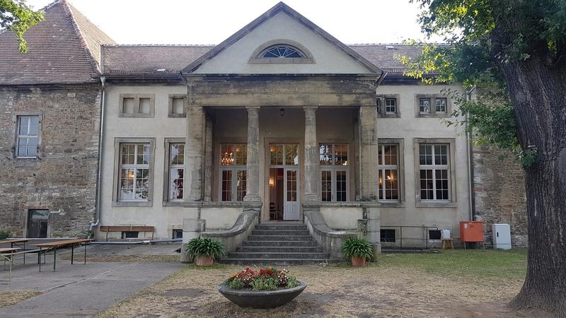 Schlösser in Saale-Unstrut, Wirbinaburg, Schloss bei Weißenfels