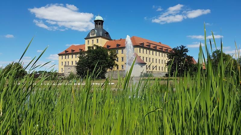 Sehenswürdigkeiten Saale-Unstrut, Schlösser, Sachsen-Anhalt