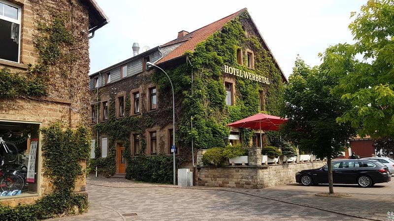 Flair Hotel Werbetal, Hotel am Edersee, historisches Hotel am See
