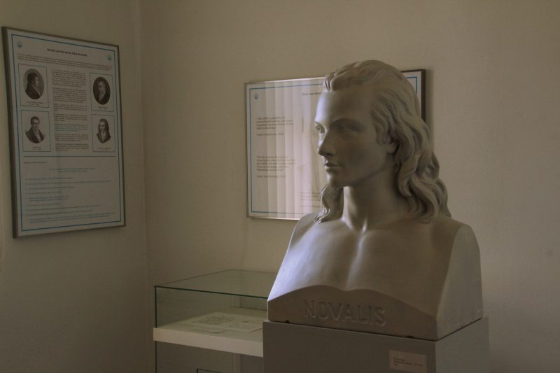 Novalis-Museum Weißenfels, Sehenswürdigkeiten Saale-Unstrut