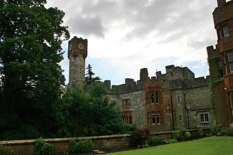 Burgen von Wales, Burghotel Wales, Schlosshotel in Wales