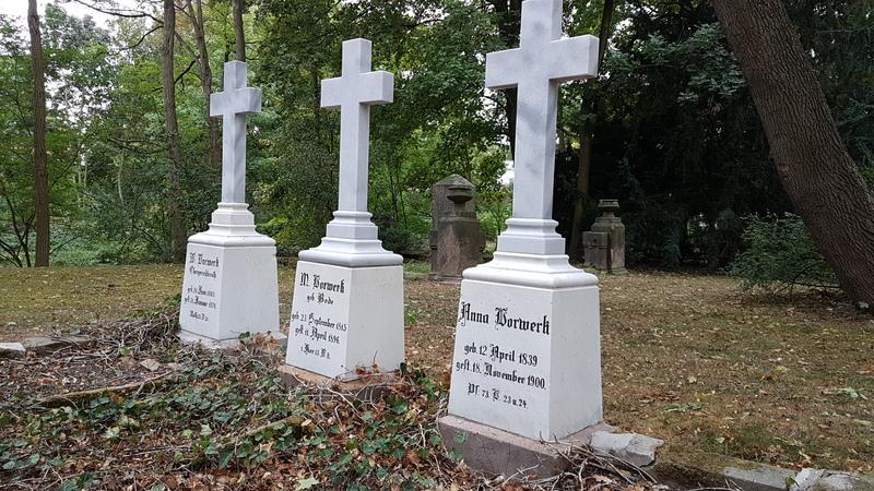 Alter Friedhof, Wolfenbuettel,