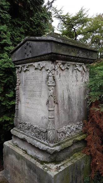 Barockfriedhof, alter Friedhof, Wolfenbuettel, Friedhof