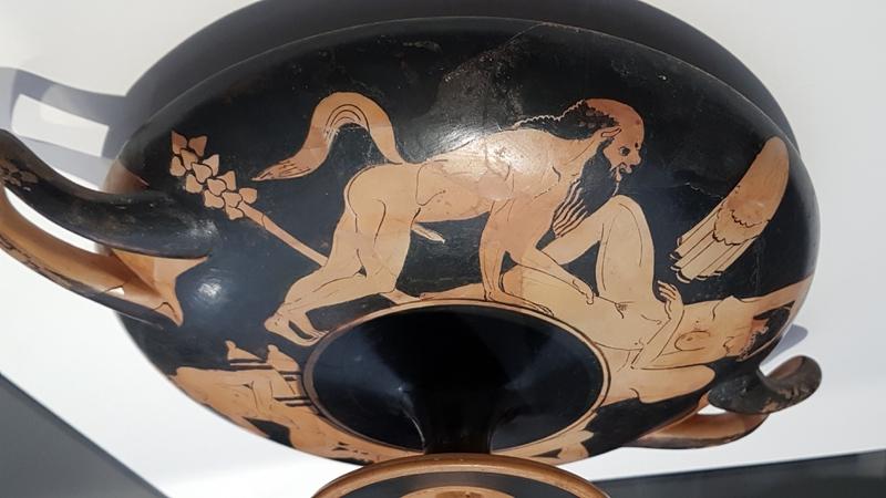 Extase, Kunstmuseum Stuttgart, Dionisoskult