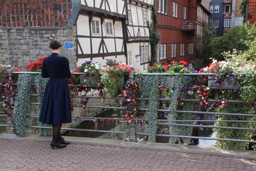 Durch Wolfenbüttel mit Henriette Breymann und Anna Vorwerk