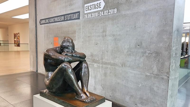 Kunstmuseum Stuttgart, Rodin, Sehenswerte Museen in Baden Württemberg