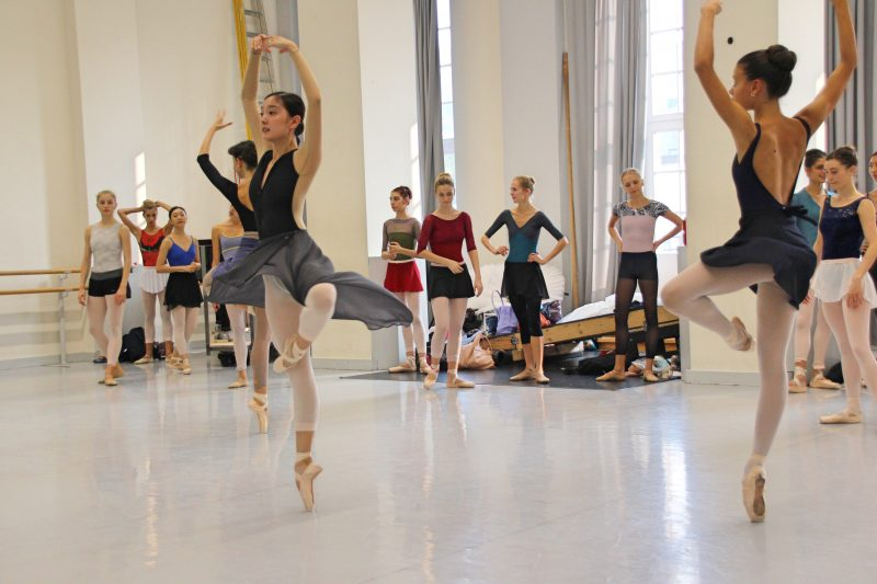 Stuttgart Ballett, Die Staatstheater Stuttgart