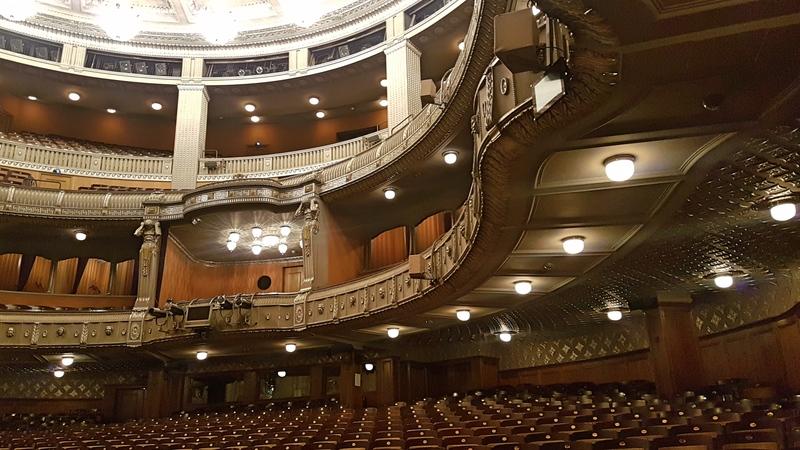 Oper Stuttgart, Opernhaus, Staatstheater Stuttgart