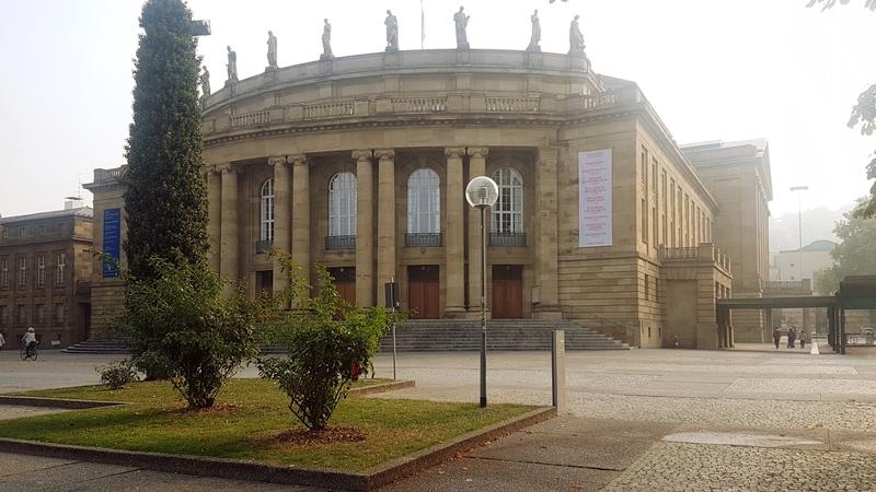 Oper Stuttgart, Staatstheater Stuttgart