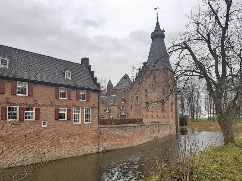 Schloss in Holland, Schloss bei Arnheim, Sehenswürdigkeiten Gelderland