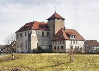 Burg Horn – Burg im Teutoburger Wald