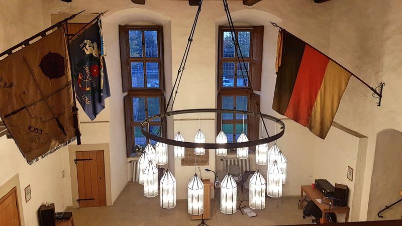 Heiraten auf der Burg Horn-Bad Meinberg