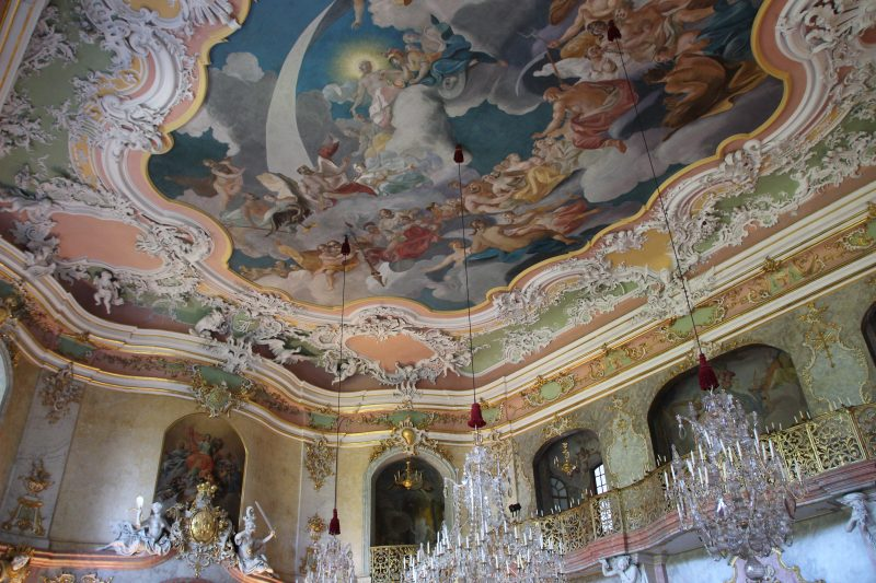 Barockschloss, Barocke Einrichtung, Barock in Thüringen, Heidecksburg