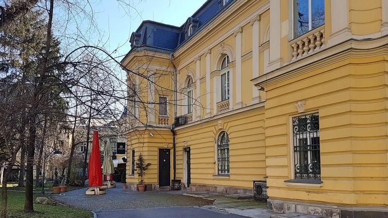 Kunstmuseum Sofia, Schloss Sofia, Alexander von Battenberg