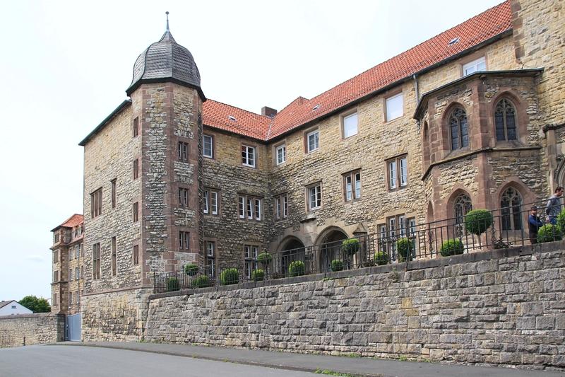 syrisch-orthodox, Kloster, orthodoxes Kloster in Ostwestfalen, Tag des offenen Denkmals