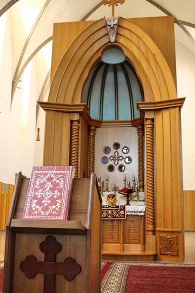 Syrisch-orthodox, Kloster in Warburg, Tag des offenen Denkmals