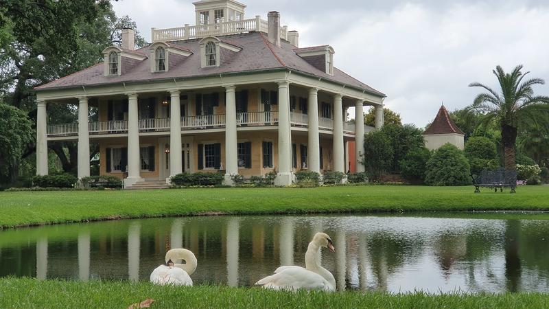 Plantation Country, Houmas Plantage, Plantage bei New Orleans