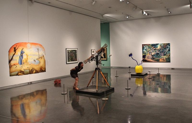 Interessante Museen in Baton Rouge, Kunstmuseum Louisiana, amerikanische Kunst
