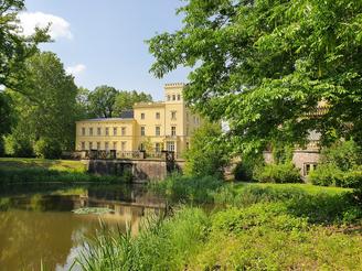 Die schönsten Schlösser im Landkreis Oder-Spree
