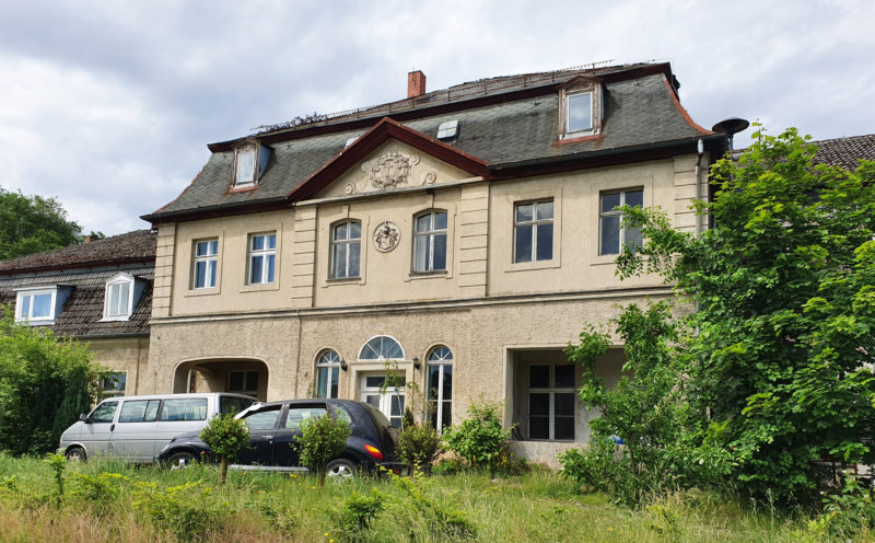 Gut von Bredow, Gräfin von Bredow, Rittergut in Brandenburg