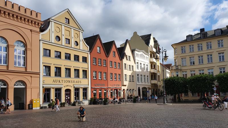 Altstadt Schwerin, Marktplatz von Schwerin