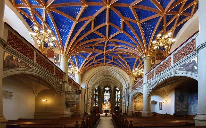 Schlosskirche Schweriner Schloss