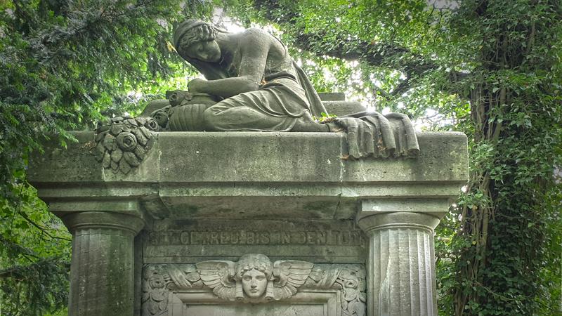 Alter Friedhof von Schwerin