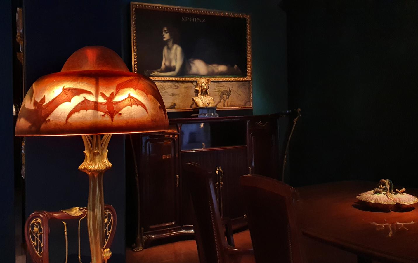 Franz von Stuck, Sezession, Symbolismus, Jugendstil