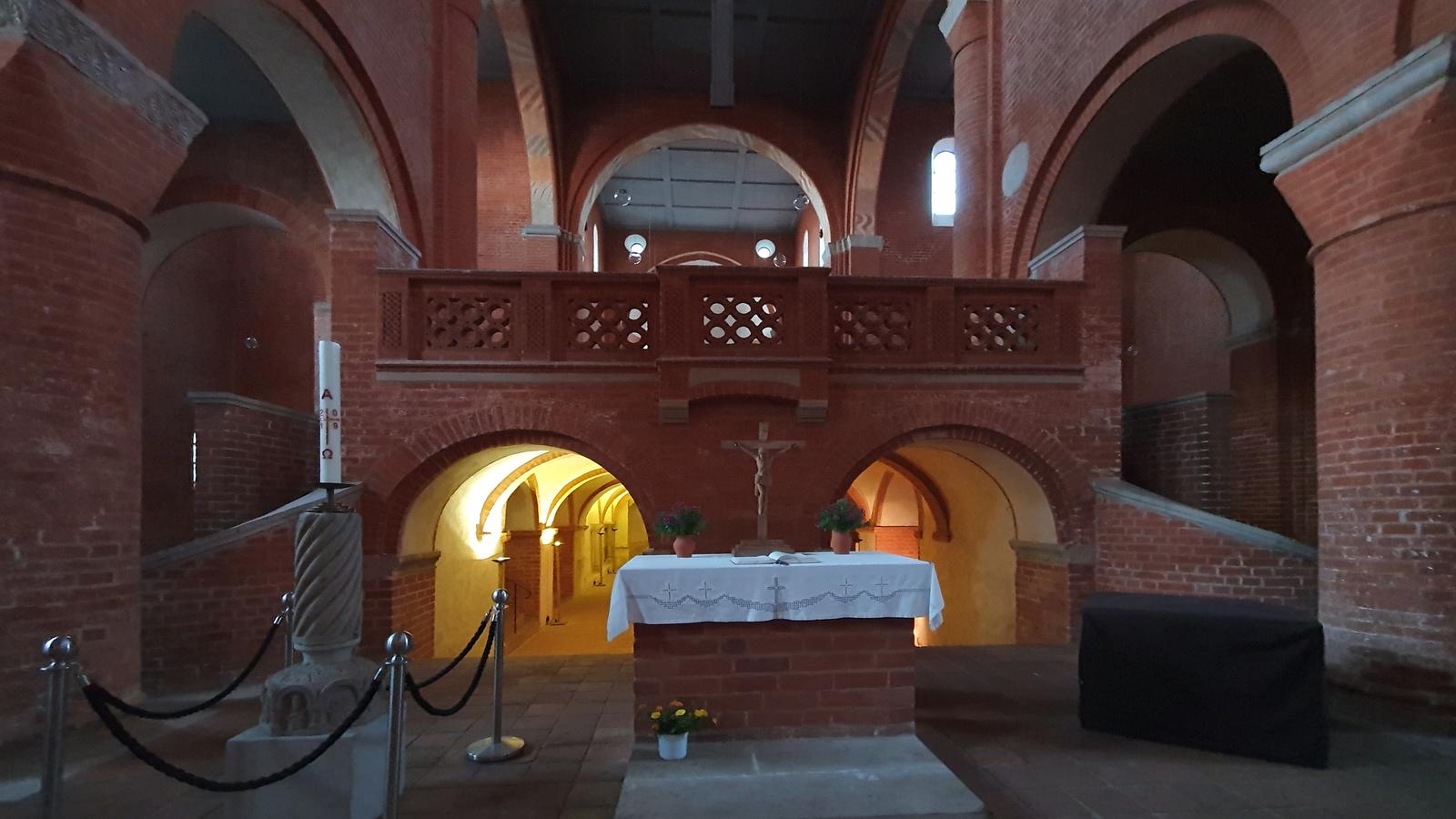 Krypta Kloster Jerichow, Sagen und Legenden Kloster Jerichow