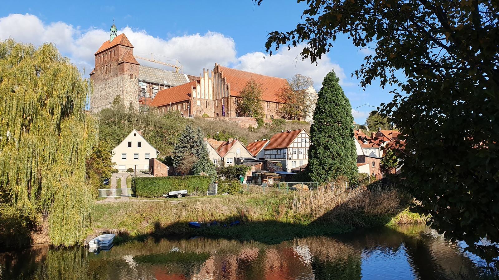 Der Dom von Havelberg hat viele Sagen und Legenden zu bieten, aber auch 900 Jahre Geschichte und Architektur.
