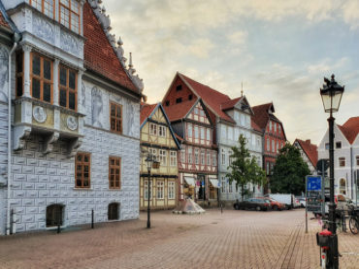 Die schönsten Fachwerkstädte in Niedersachsen