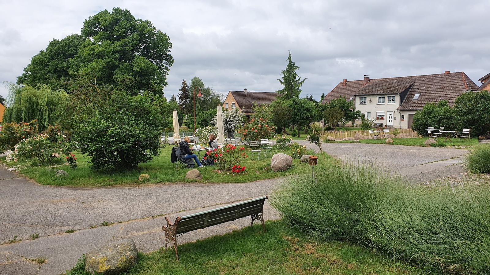 Gut Lexow, Bed and Breakfast in Mecklenburg-Vorpommern, Urlaub im Gutshaus in Mecklenburg