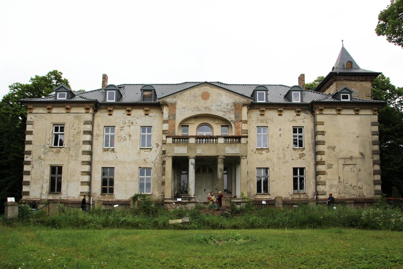 Schloss Hohen Brünzow, Lost Places Mecklenburg-Vorpommern, Schlösser in Mecklenburg-Vorpommern,