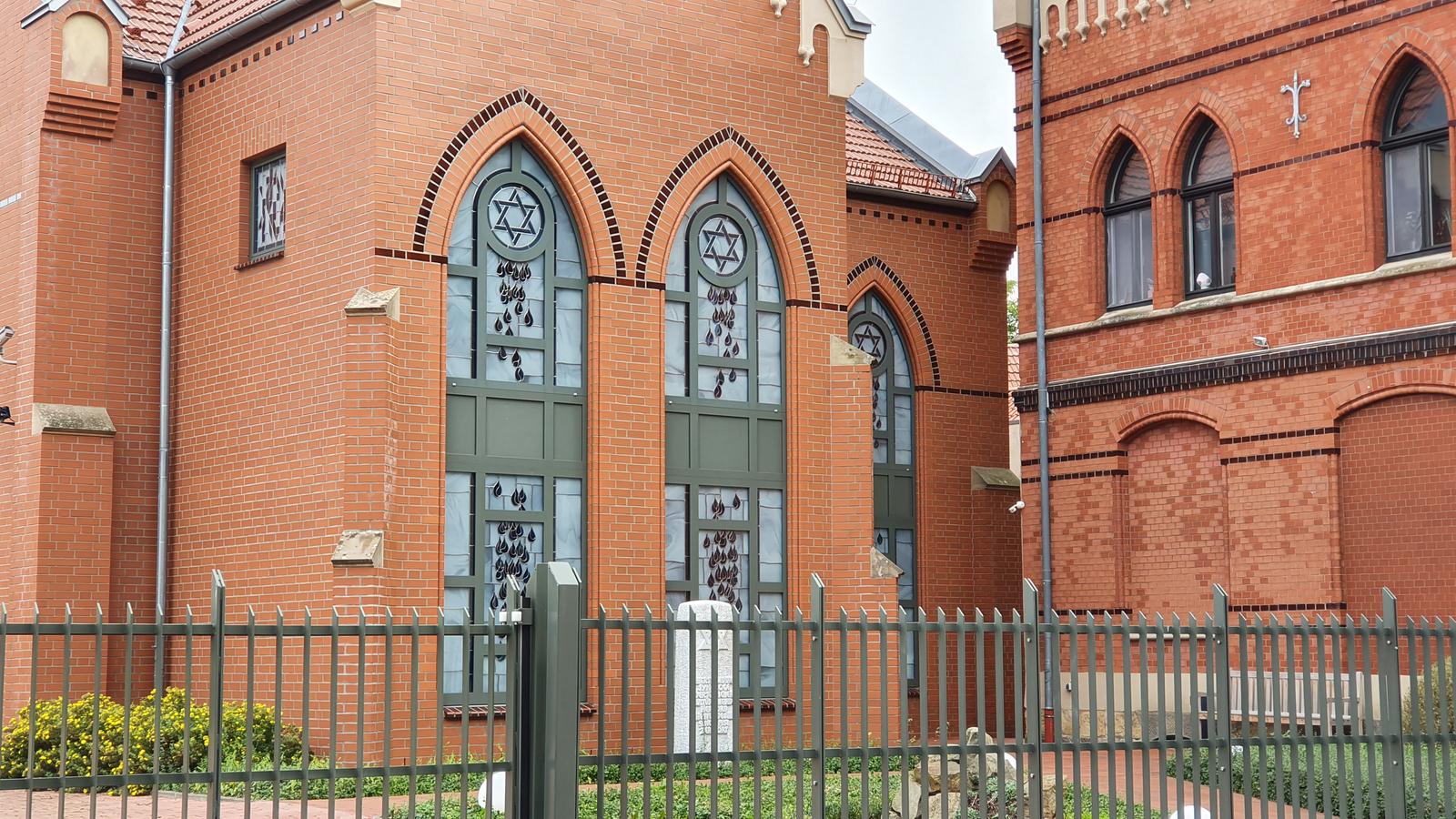 Synagoge von Herford, Synagogen in Ostwestfalen, Sehenswürdigkeiten im Teutoburger Wald