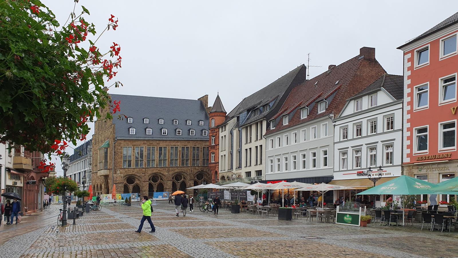 Sehenswürdigkeiten von Minden, Sehenswert im Teutoburger Wald, Mindener Altstadt