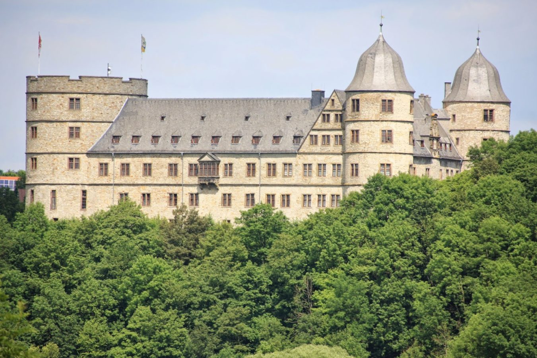 Sehenswürdigkeiten im Teutoburger Wald, Ausflugstipps im Teutoburger Wald, Wewelsburg, Sehenwert im Paderborner Land