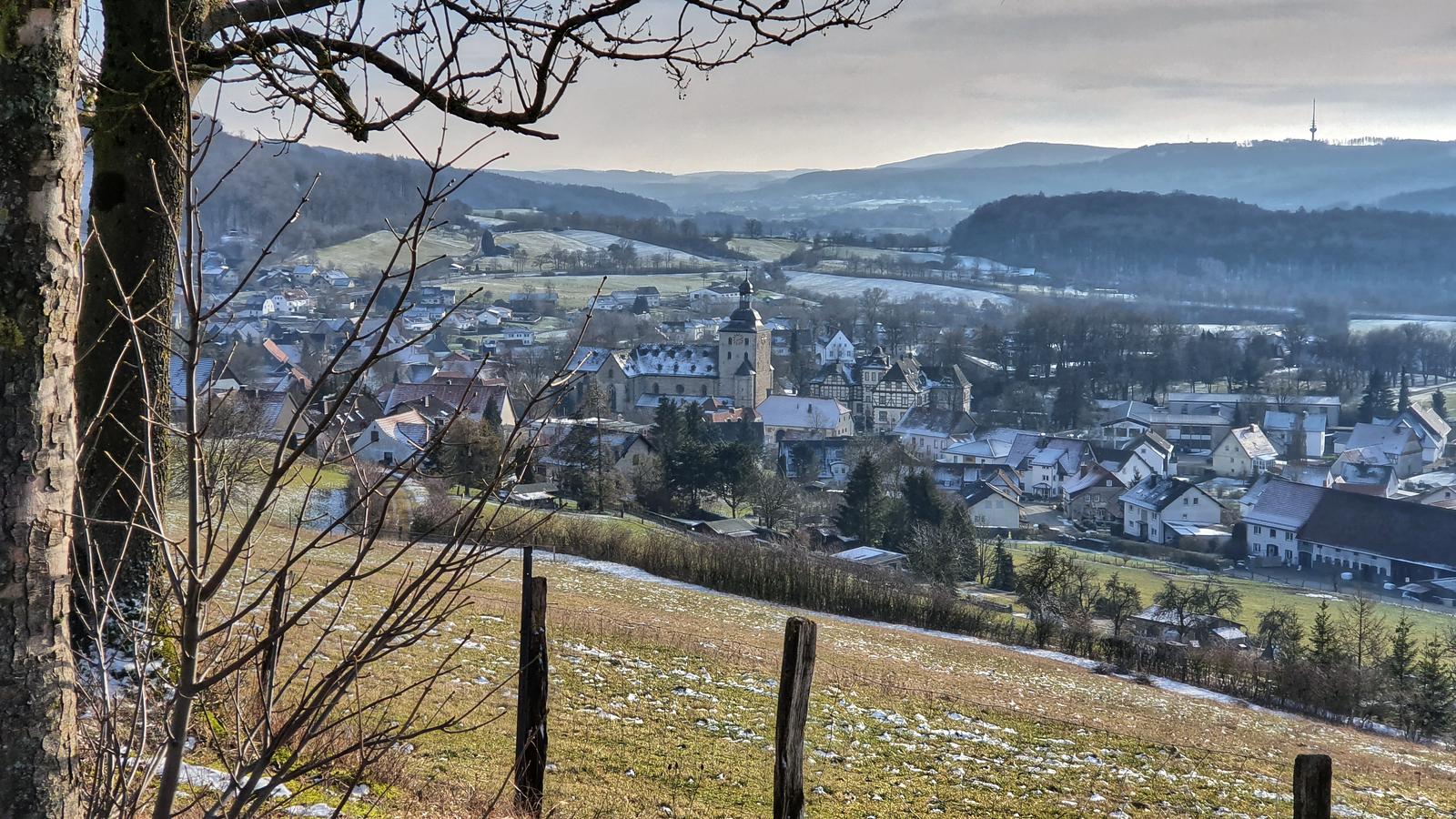 Wandern bei Bad Driburg, Wanderwege in Ostwestfalen, Natur und Kultur, Sehenswürdigkeiten in Neuenheerse